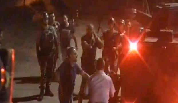 İncirlikteki darbecilere polis engeli kameralarda