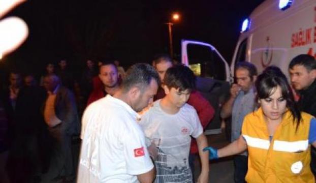 Bursada trafik kazası: 4 yaralı