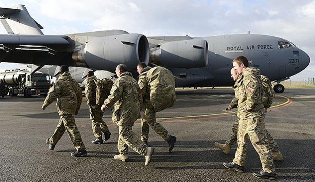 İngiltere, Afganistandan çıktı