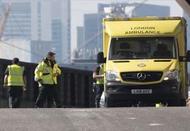İngiltere'de Kovid-19 nedeniyle ölenlerin sayısı 2 bin 921'e ulaştı