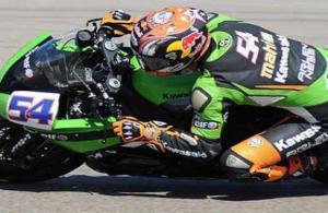 Milli motosikletçi Sofuoğlu antrenmanda sakatlandı