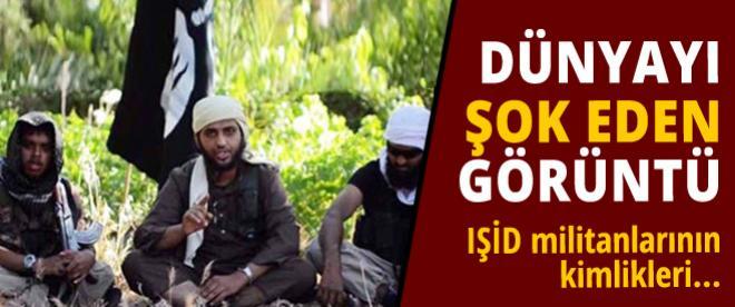 İngiltere'den IŞİD'e katılan militanlar