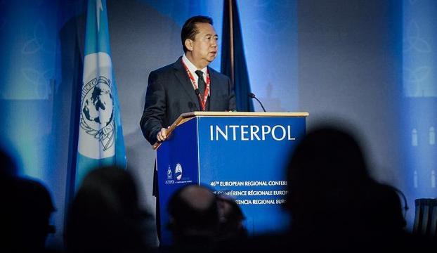 Interpolün kayıp başkanı istifasını sundu
