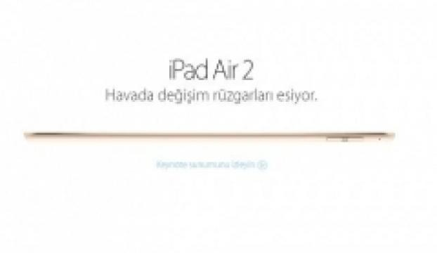 iPad Air 2 ve Apple A8X incelemesi