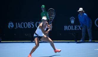 Milli tenisçi İpek Soylu ilk turda elendi
