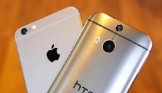 iPhone 6 - HTC One M8 karşılaştırması