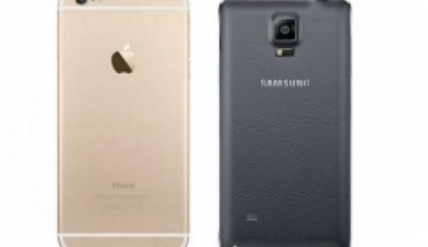 iPhone 6 Plus Galaxy Note 4ü geçti