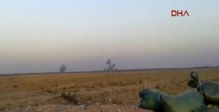 Ordu ve gönüllü tugaylar IŞİD'e ağır darbe vuruyor