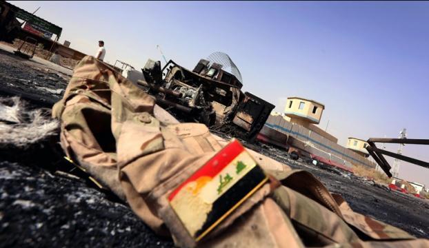 ABDye, Irakta hayalet asker darbesi