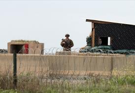 Irak'ta ABD askerlerinin bulunduğu Ayn el-Esed Üssü'ne roketli saldırı