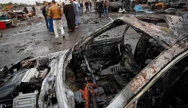 Irakta bombalı saldırı: 10 ölü, 21 yaralı