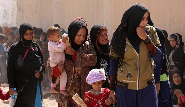 Irakta 1 milyondan fazla kadın dul kaldı