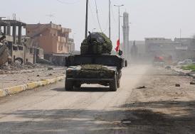 Irak ordusu Kerkük'te operasyon başlattı