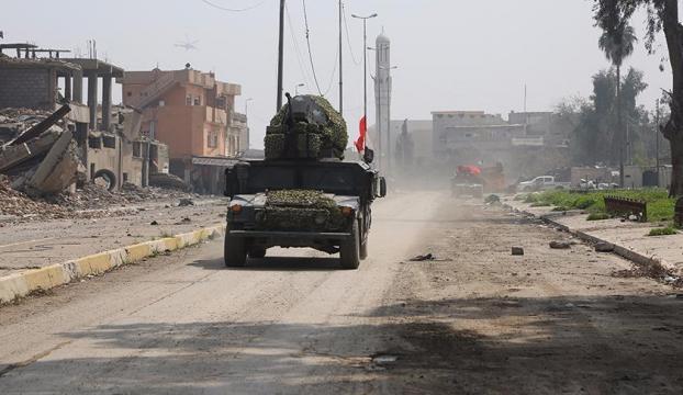 Irak ordusu Kerkükte operasyon başlattı
