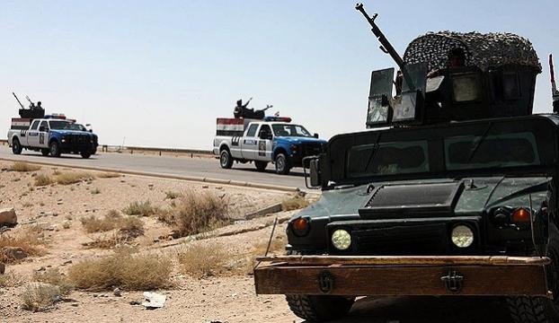 Irakta IŞİD kontrolü kaybediyor