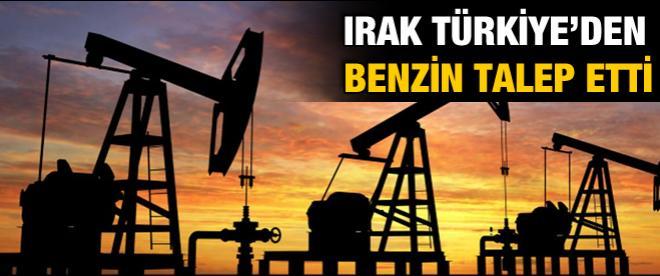 Irak, Türkiye'den benzin talep etti
