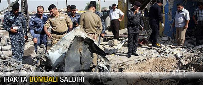 Irak'ta bombalı saldırı: 10 ölü, 75 yaralı