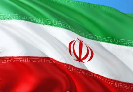 """İran'da """"tuzlu su"""" protestosu"""