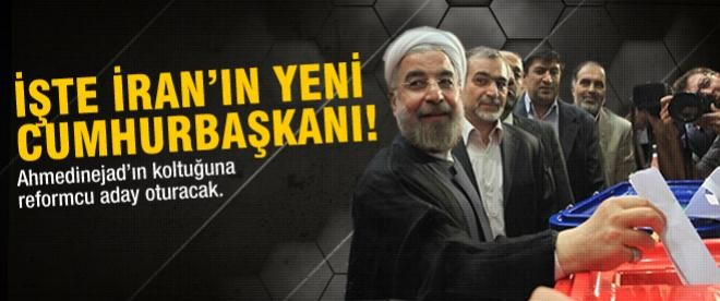 İşte İran'ın yeni cumhurbaşkanı