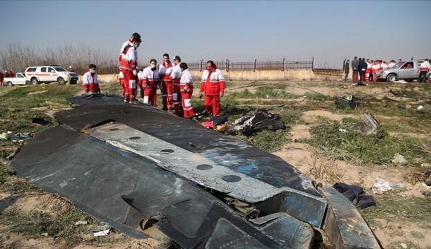 İranda düşürülen uçakla ilgili soruşturmada gözaltılar oldu