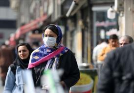 İran'da son 24 saatte 140 kişi Kovid-19'dan hayatını kaybetti