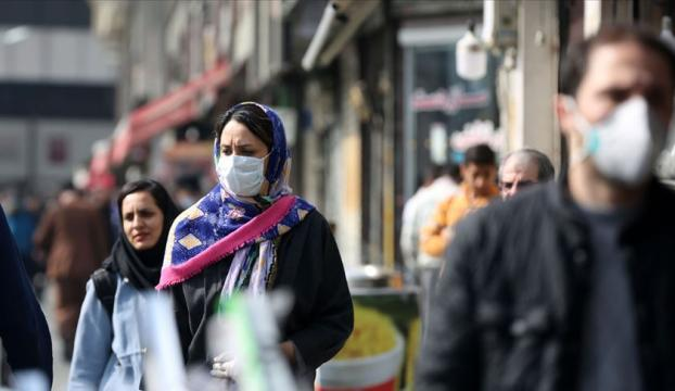 İranda Kovid-19 nedeniyle son 24 saatte 112 kişi hayatını kaybetti