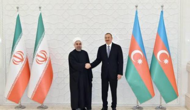 İran lideri Ruhani: Azerbaycan ile birlikte Avrupaya açılacağız