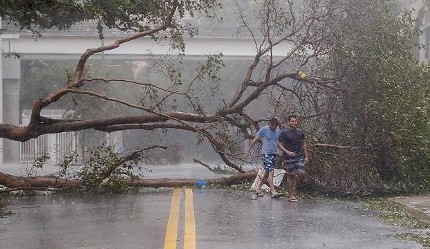 ABDde Irma kasırgası devam ediyor