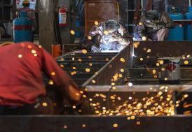 Küresel ham çelik üretimi ocakta yüzde 4,8 arttı