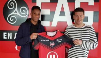 Drogba'nın oğlu Guingamp'a transfer oldu