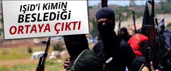 IŞİD'i kimin desteklediği belli oldu