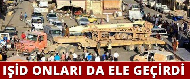 Işid Esad'ın füzesiyle gövde gösterisi yaptı