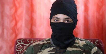 test13 yaşındaki IŞİD'cı BBC'ye konuştu