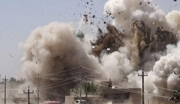 IŞİDin bombaladığı türbe ve mezarlar