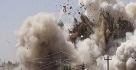 testIŞİD'in bombaladığı türbe ve mezarlıklar