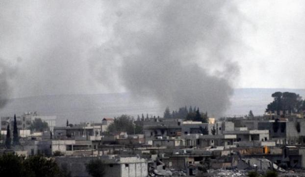 IŞİD mevzileri bombalandı