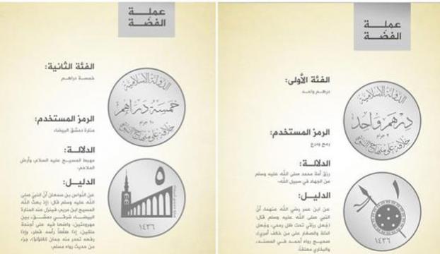 IŞİD parası geliyor