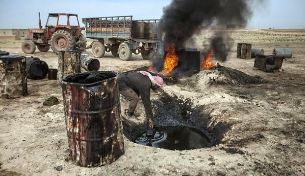 """""""IŞİD petrolden günlük 1 milyon dolar gelir sağlıyor"""""""