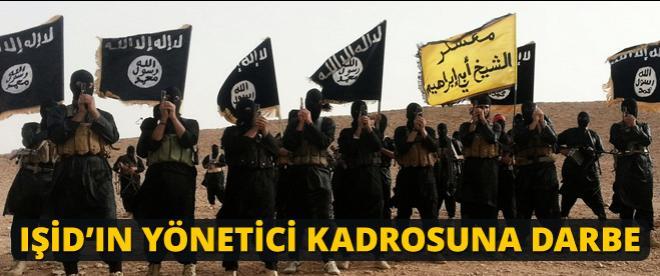 IŞİD'ın yönetici kadrosuna darbe