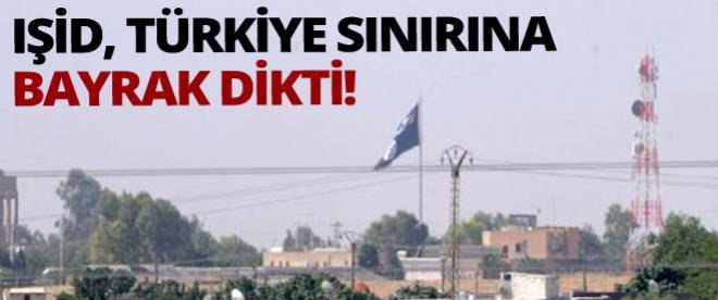 IŞİD'den Türkiye sınırında aynı hareket