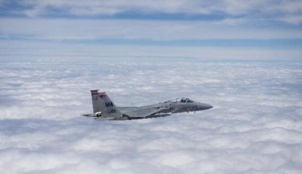 IŞİDe hava bombardımanı
