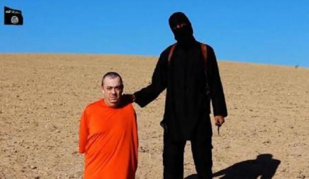 IŞİDin öldürdüğü İngiliz Yardım görevlisi esirken karısı aldatmış