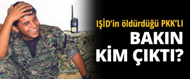 IŞİD'le çatışırken ölen Mazlum polis çocuğu çıktı