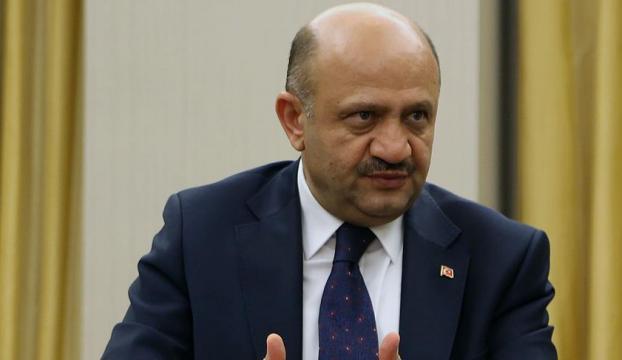 Milli Savunma Bakanı Işık: Fırat Kalkanı operasyon olarak sona erdi