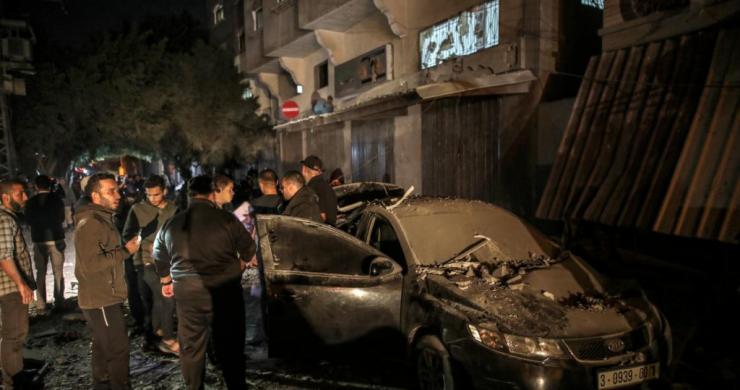İslami Cihad'ın komutanlarından Ebu'l Ata'ya saldırı