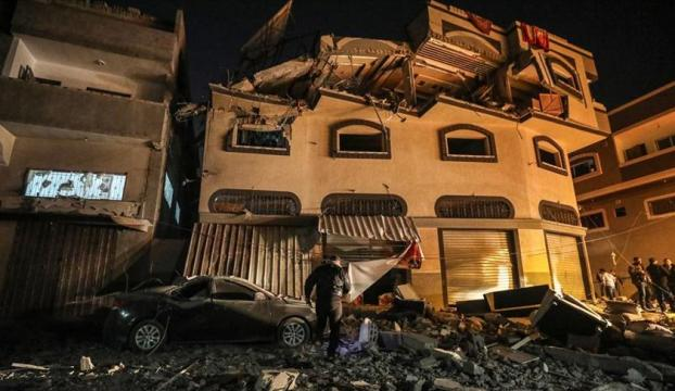 İslami Cihadın komutanlarından Ebul Ataya saldırı
