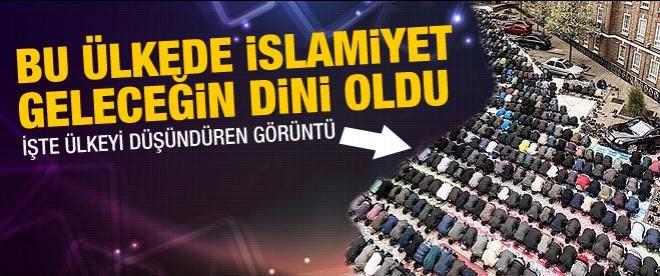 Bu ülkede İslamiyet geleceğin dini oldu