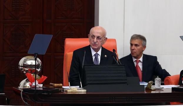 AK Parti Meclis Başkanı adayı Kahraman oldu