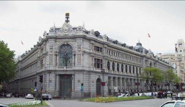 İspanya Merkez Bankasında yangın