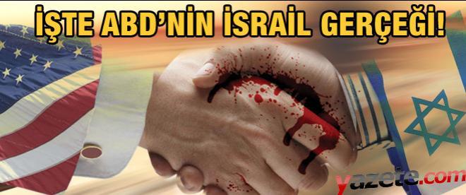 İşte ABD'nin İsrail'i destekleme nedeni!